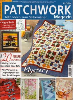 Patchwork Magazin 2/2014