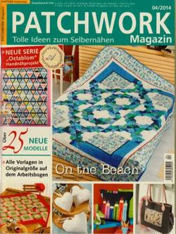 Patchwork Magazin 4/2014