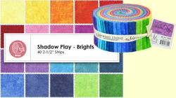 Shadow play stripes - Bright
