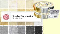 Shadow play stripes - Neutral