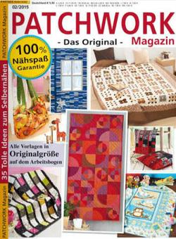 Patchwork Magazin 2/2015
