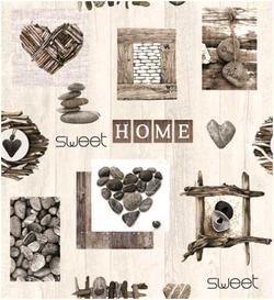 Sweet Home : Wooden Christmas
