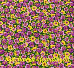 Purple Passion : stedmoder blomster