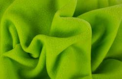 Polar Fleece - Lime - 150 bred - polyester