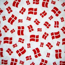 Small Danish Flags