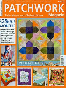 Patchwork Magazin 4/2012