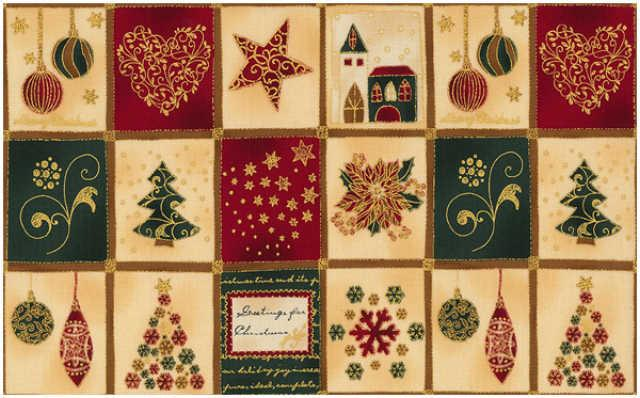 Brilliant Christmas : stamps