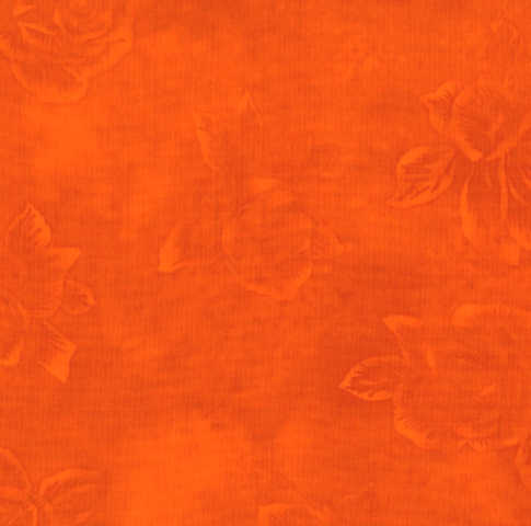 Quilters Rose : Brændt Orange