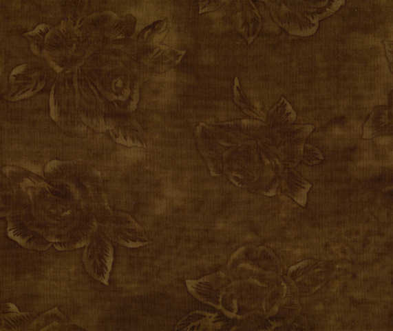 Quilters Rose : Brun