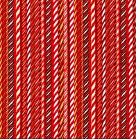 Season Greetings : Candy Cane - Rød