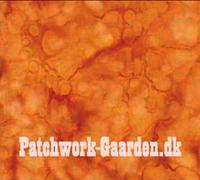 Sun Kissed Batiks : Orange