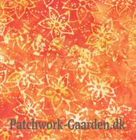 Anthology Batik : Botanicals - Orange