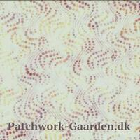 Java batiks : Flowing Bubbles Batik
