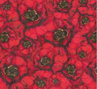 Harlequin Poppies : Packed Poppies